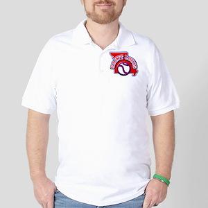 St. Louis Baseball Golf Shirt