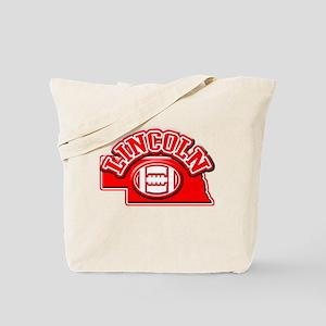 Lincoln Football Tote Bag