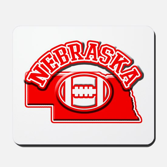 Nebraska Football Mousepad