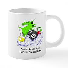 Cross Cues Mugs