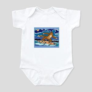 SURF CAT Infant Bodysuit