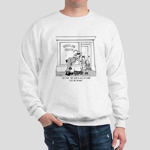 $10 a Pound for the Tin Man Sweatshirt