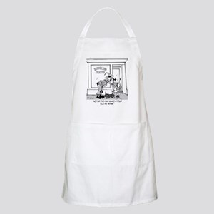 $10 a Pound for the Tin Man BBQ Apron