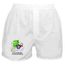 Cross Cues Boxer Shorts