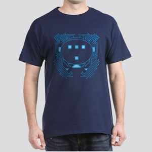 Greetings Program Dark T-Shirt