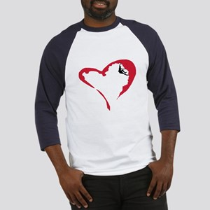 Heart Climber Baseball Jersey