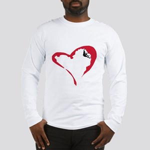 Heart Climber Long Sleeve T-Shirt