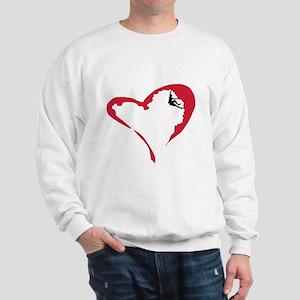 Heart Climber Sweatshirt