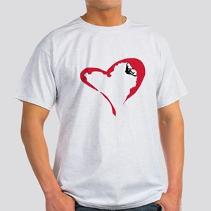 Heart Climber Light T-Shirt