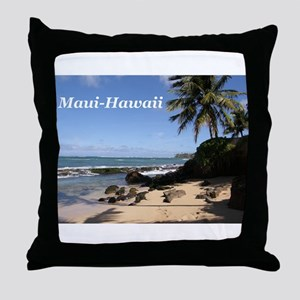 Great Gifts from Maui Hawaii Throw Pillow