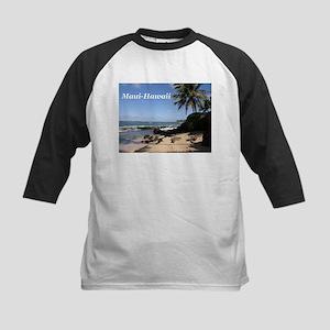 Great Gifts from Maui Hawaii Kids Baseball Jersey