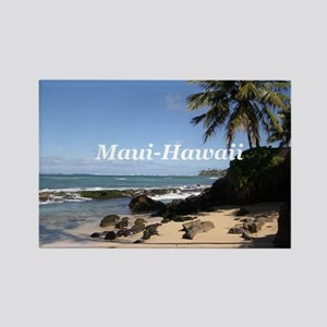 Great Gifts from Maui Hawaii Rectangle Magnet