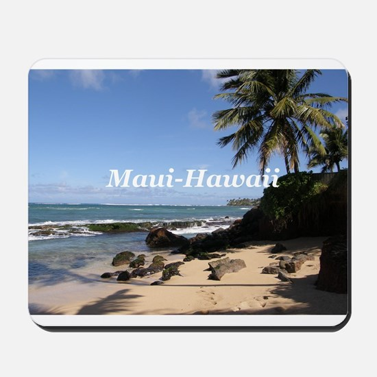 Great Gifts from Maui Hawaii Mousepad