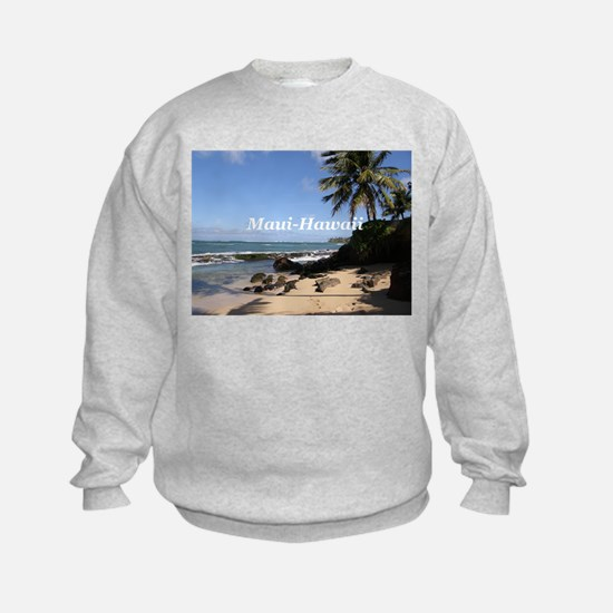 Great Gifts from Maui Hawaii Sweatshirt