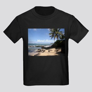 Great Gifts from Maui Hawaii Kids Dark T-Shirt