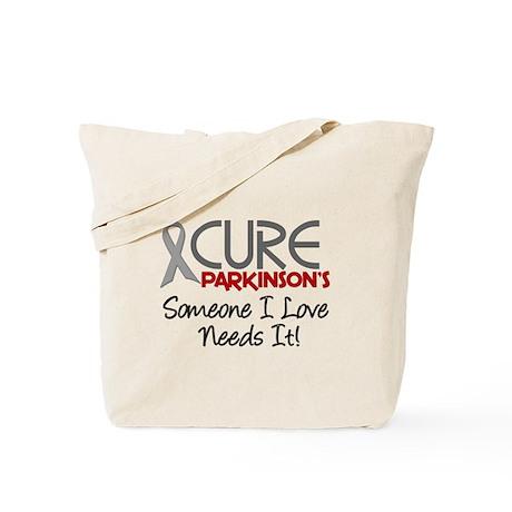 CURE Parkinson's Disease 2 Tote Bag