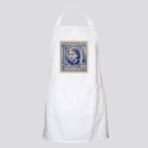 Louisa May Alcott BBQ Apron