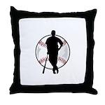 Baseball Catch Throw Pillow