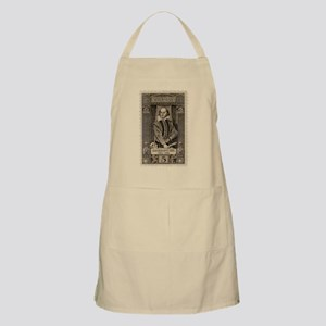 Shakespeare BBQ Apron