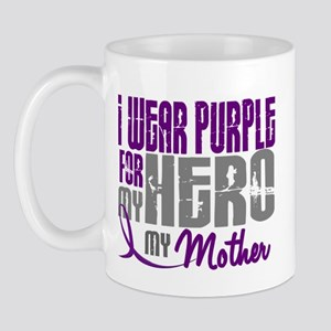 I Wear Purple For My Hero 3 (Mother) Mug
