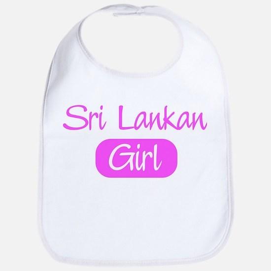 Sri Lankan girl Bib