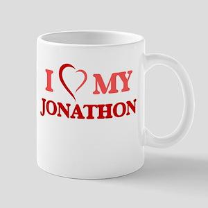 I love my Jonathon Mugs