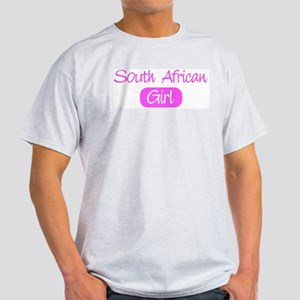 South African girl Light T-Shirt