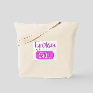 Tyrolean girl Tote Bag
