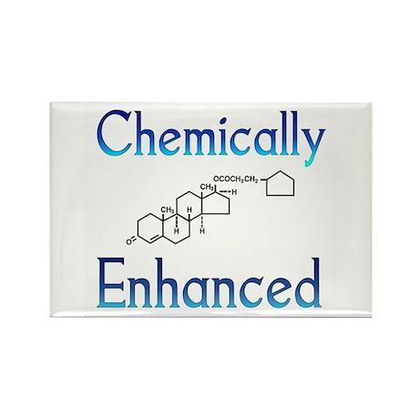 Chemically Ehanced Rectangular Magnet