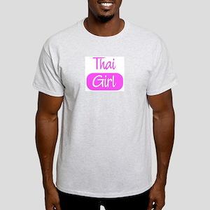 Thai girl Light T-Shirt
