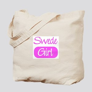 Swede girl Tote Bag