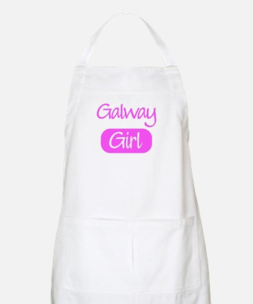 Galway girl BBQ Apron