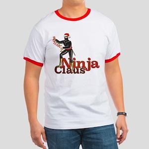 Ninja Claus Ringer T