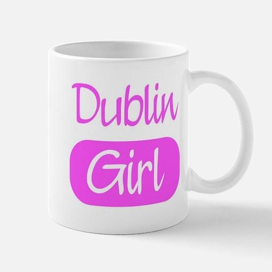 Dublin girl Mug