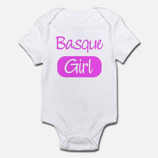 Basque girl Infant Bodysuit