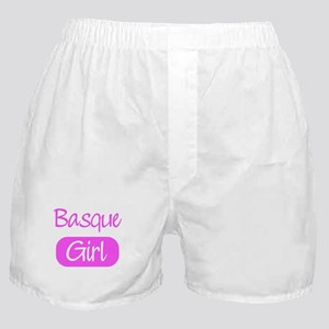 Basque girl Boxer Shorts
