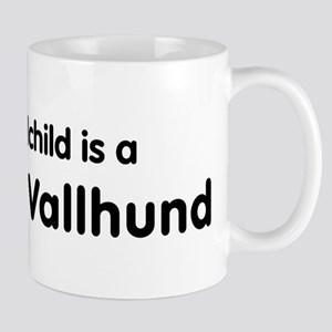 Swedish Vallhund grandchild Mug