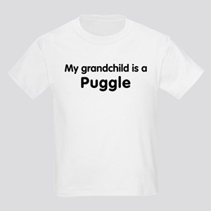 Puggle grandchild Kids Light T-Shirt