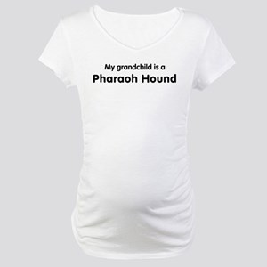 Pharaoh Hound grandchild Maternity T-Shirt