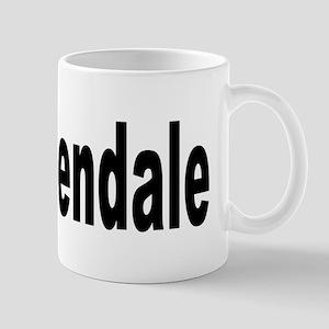 I Love Glendale Mug