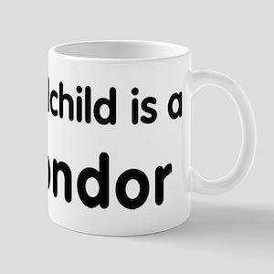 Komondor grandchild Mug