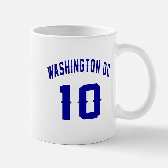 Washington Dc 10 Mug