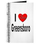I Love Greensboro Journal