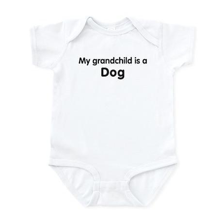 Dog grandchild Infant Bodysuit