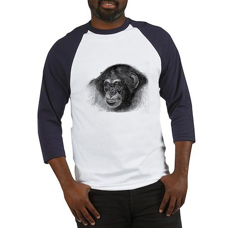 Chimpanze Baseball Jersey