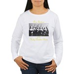 Our Sisters of the Holy Powder Burn Women's Long S
