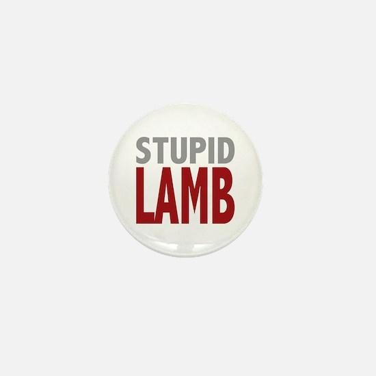 Stupid Lamb Too Twilight Dialog Tag Line Mini Butt