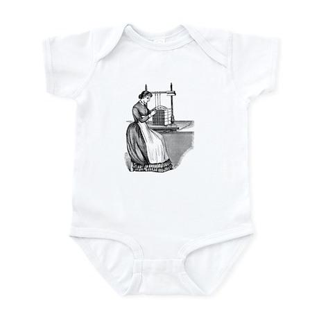 Sewing Frame Infant Bodysuit