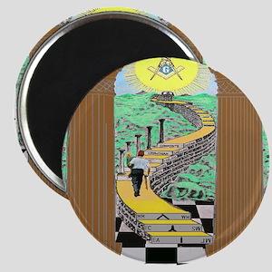 """Shriner and Child 2.25"""" Magnet (10 pack)"""