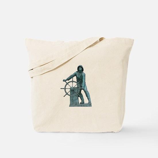 Fisherman's Memorial Tote Bag